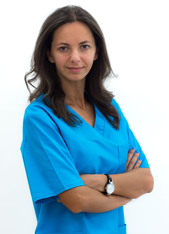 Gabriela MOISI